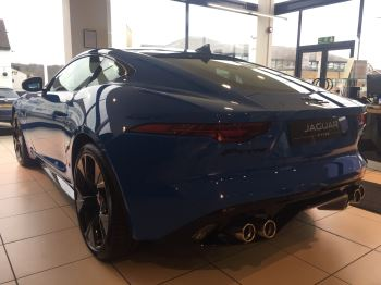 Jaguar F-TYPE 5.0 P450 Supercharged V8 R-Dynamic LIMITED REIMS EDITION image 11 thumbnail